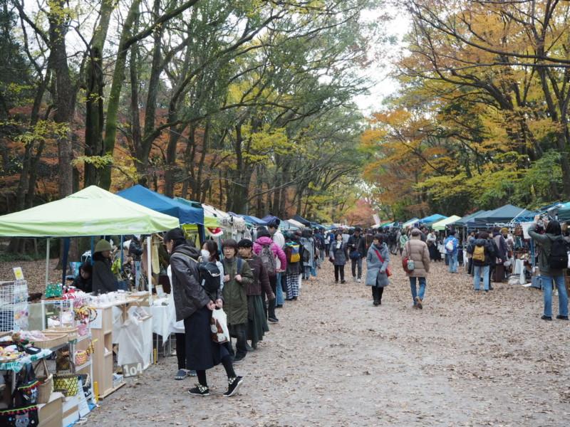 下鴨神社森の手づくり市出展(12月2日)