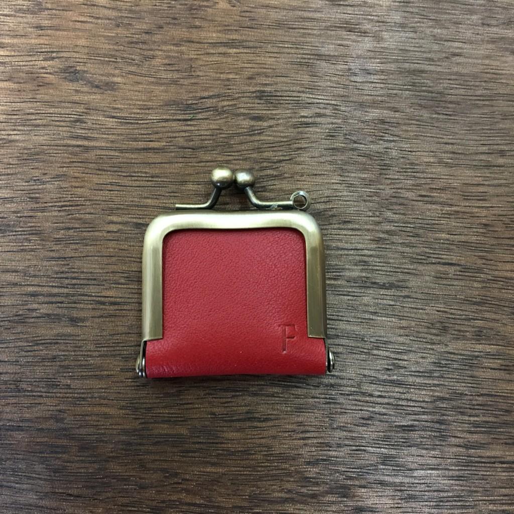 (定番商品)ミニがま口の指輪ケース