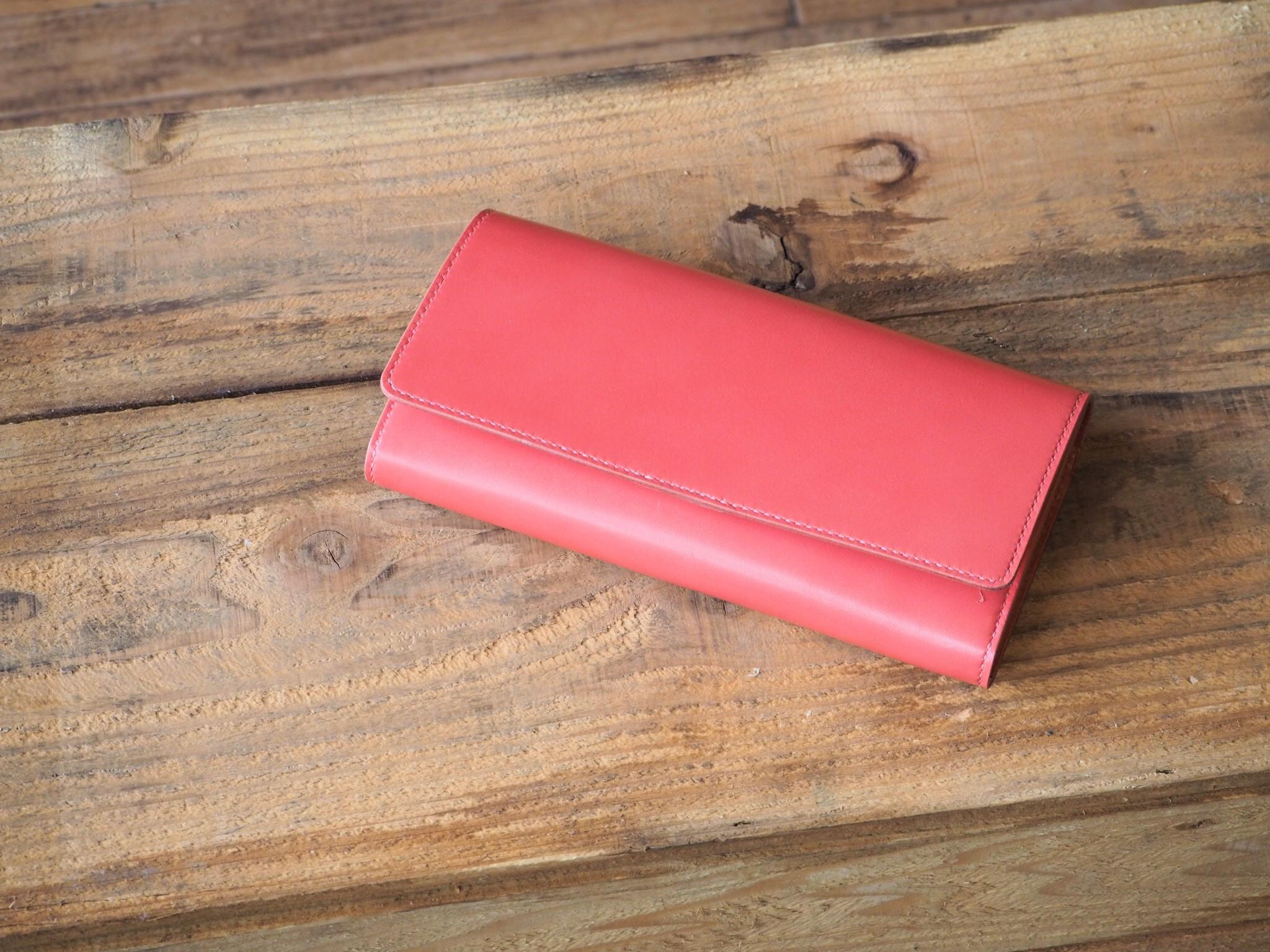 (カスタムオーダー)L字ファスナーコインケース付長財布