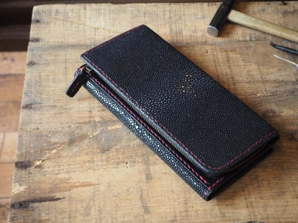 メイド おすすめ オーダー 財布
