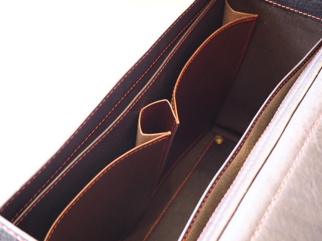 (フルオーダーメイド)横型ランドセル(内側ポケット)