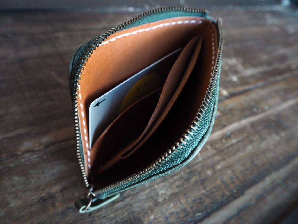 (フルオーダーメイド)L字ファスナー財布再現