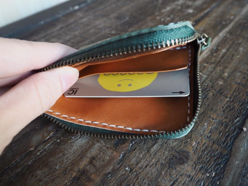 (フルオーダーメイド)L字ファスナー財布