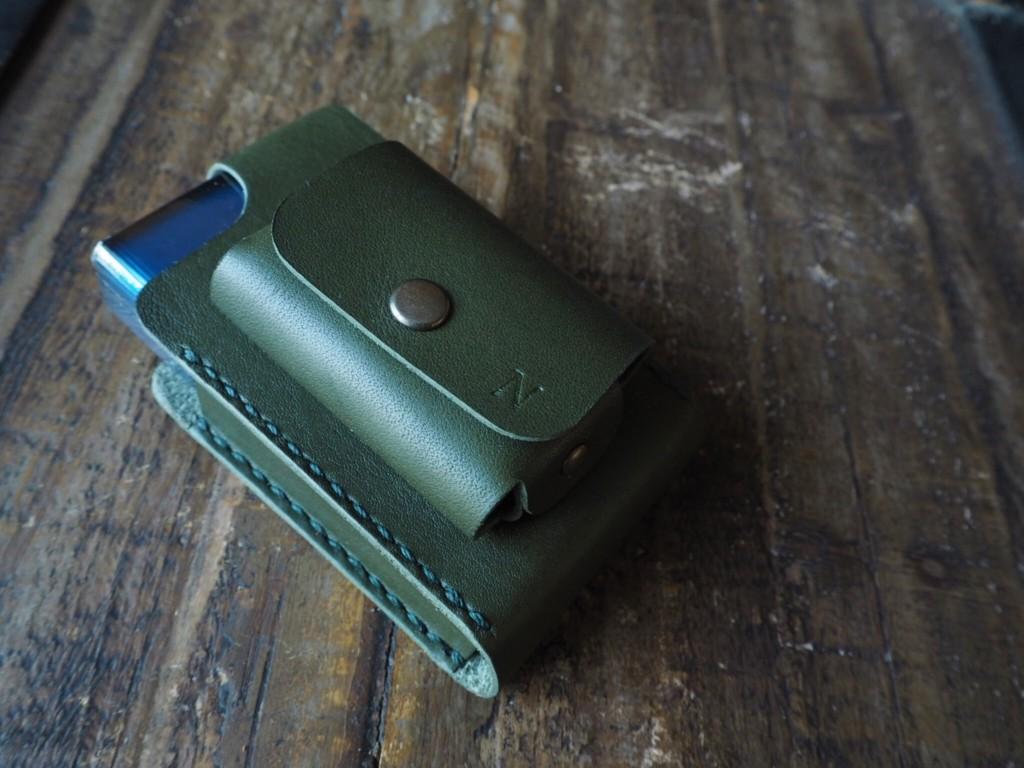 (カスタムオーダー)タバコ&ジッポケース