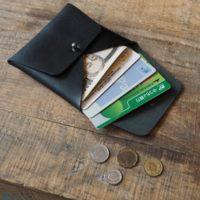 (フルオーダーメイド)一枚革のコインケース