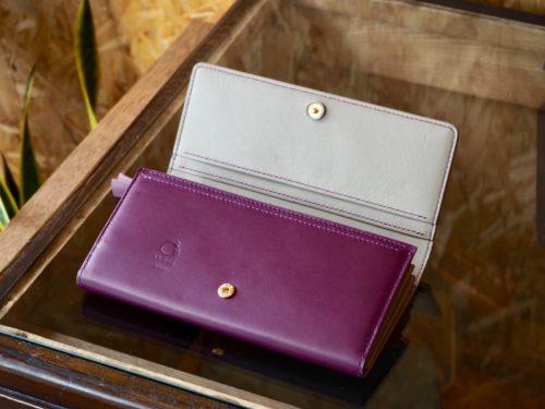 (カスタムオーダー)長財布カードポケット追加①