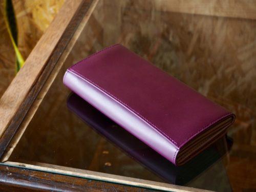 (カスタムオーダー)長財布カードポケット追加②