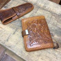 (修理オーダー)財布かがり縫い修理