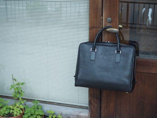 (フルオーダーメイド)大容量ビジネスバッグ