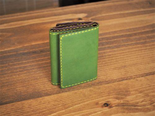 (フルオーダーメイド)三つ折り財布