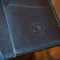 (カスタムオーダー)薄型お札長財布
