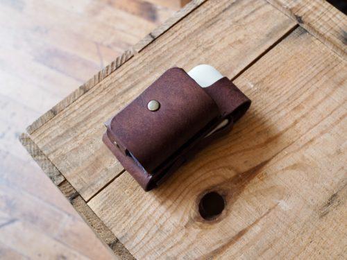(フルオーダーメイド)一枚革のコイン&カードケース