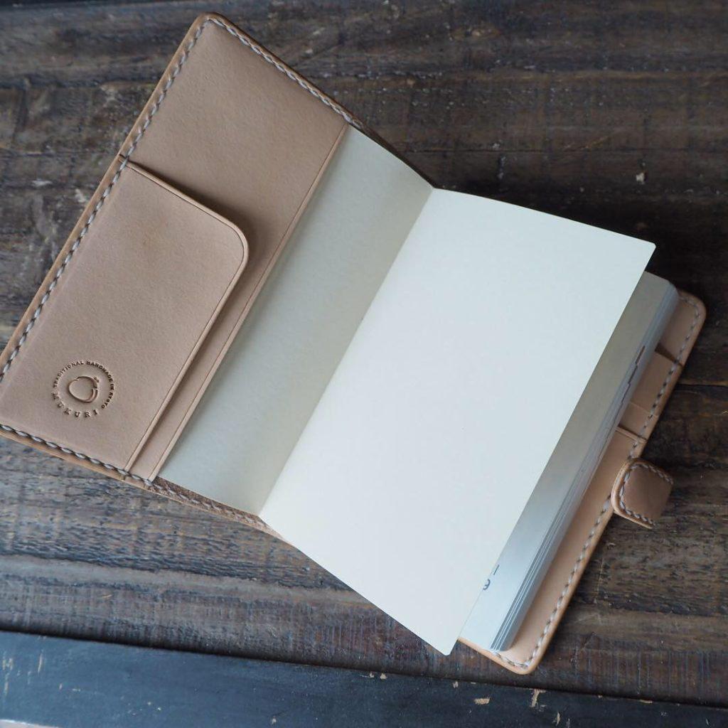 (オーダーメイド)ほぼ日手帳カバー文庫本サイズ(A6)
