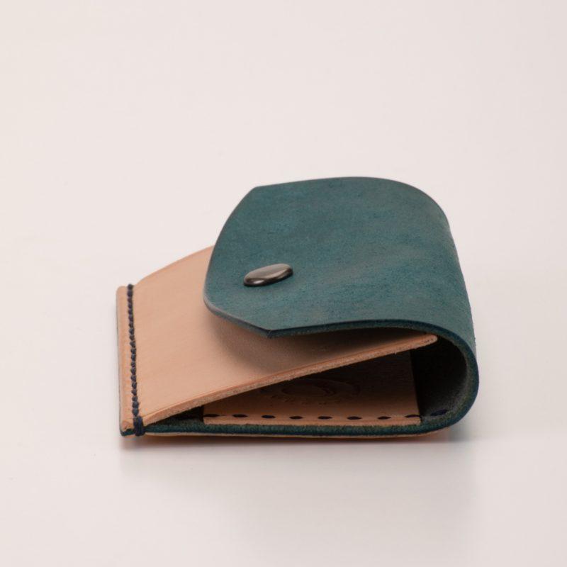 キーケース&カード グリーン