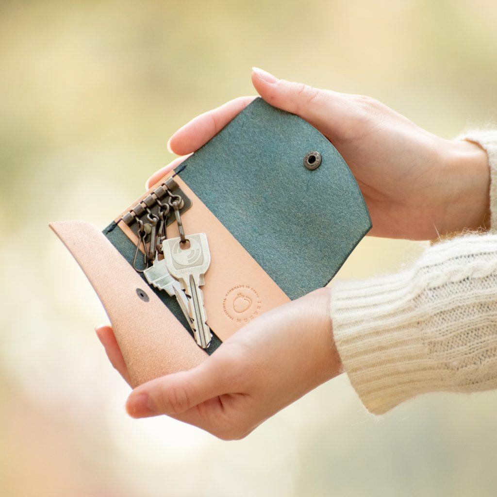 キーケース&カード