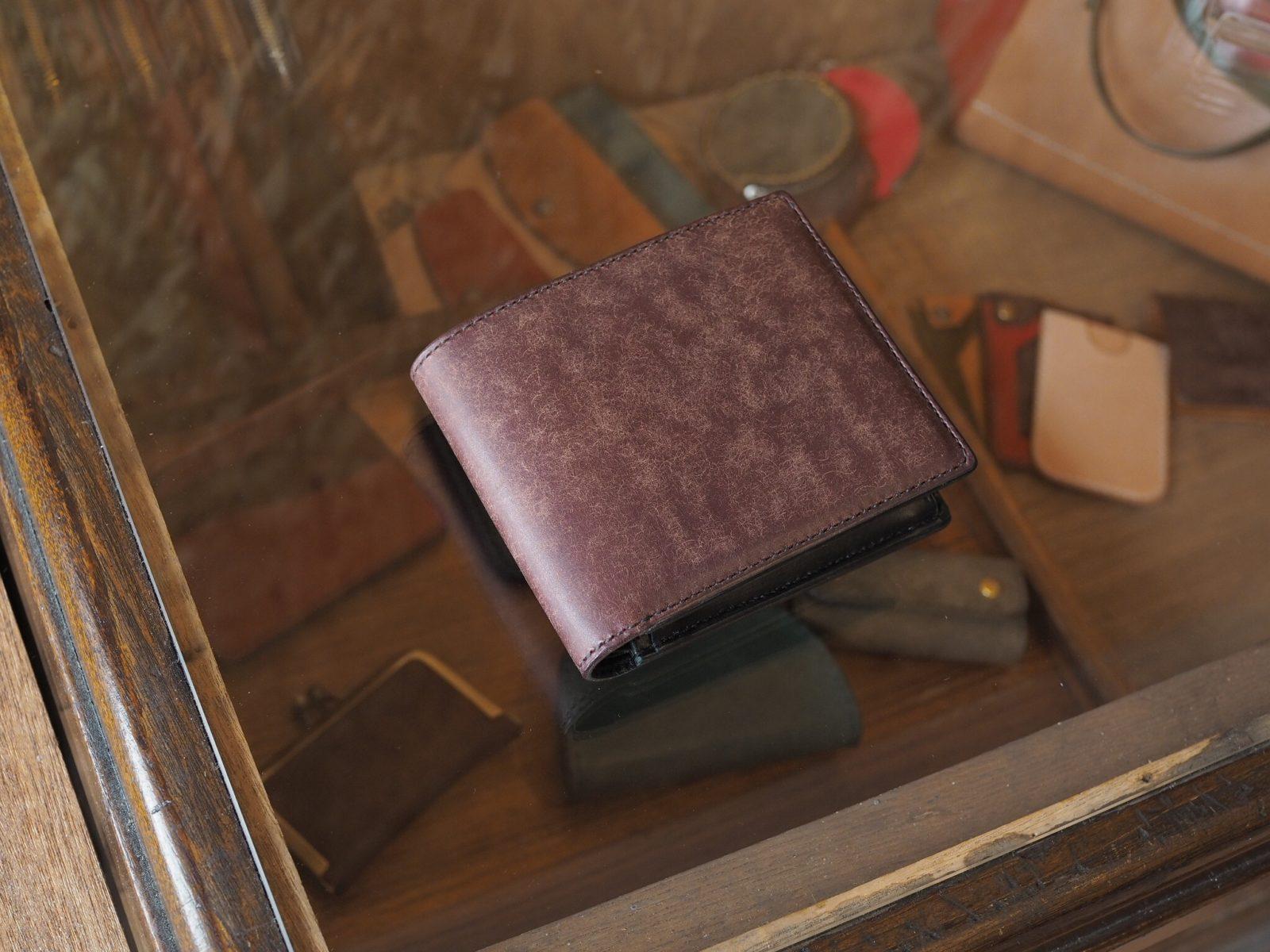 (カスタムオーダー)カード入れ追加二つ折り財布