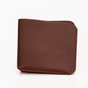 カード&お札ホルダー ブラウン