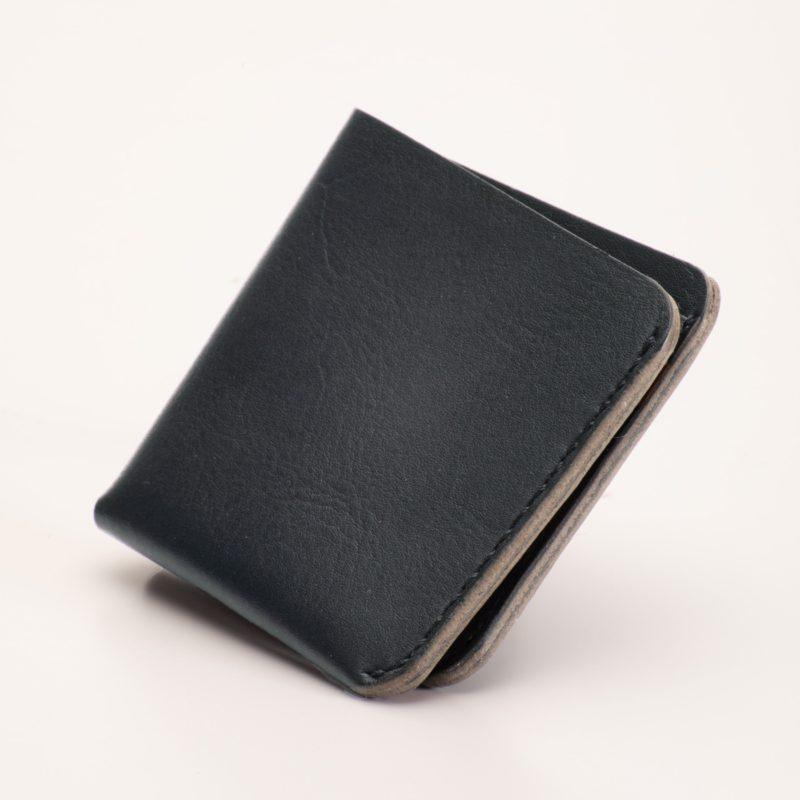 カード&お札ホルダー ネイビー