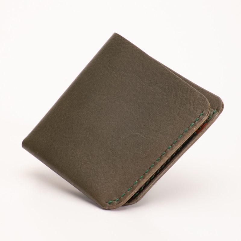 カード&お札ホルダー グリーン