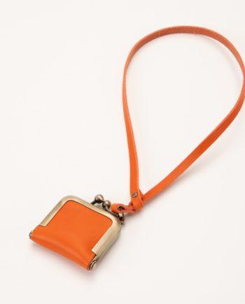 指輪ケース オレンジ