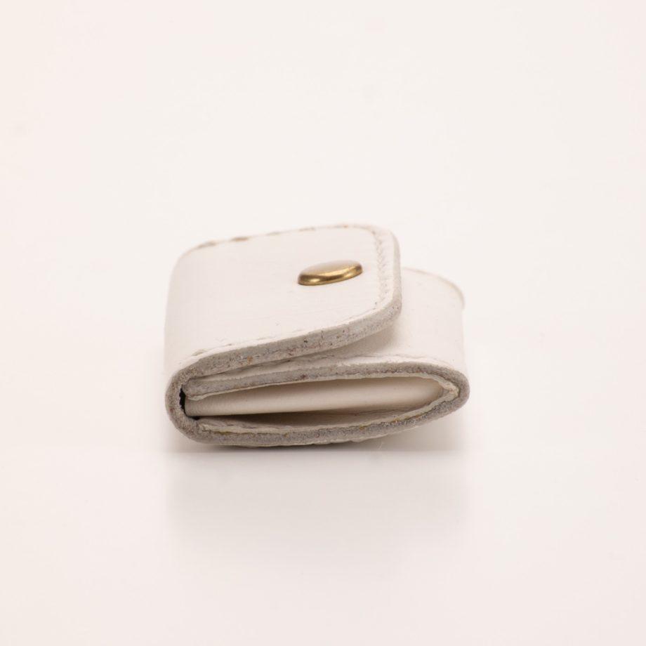 miniレザーケース ホワイト