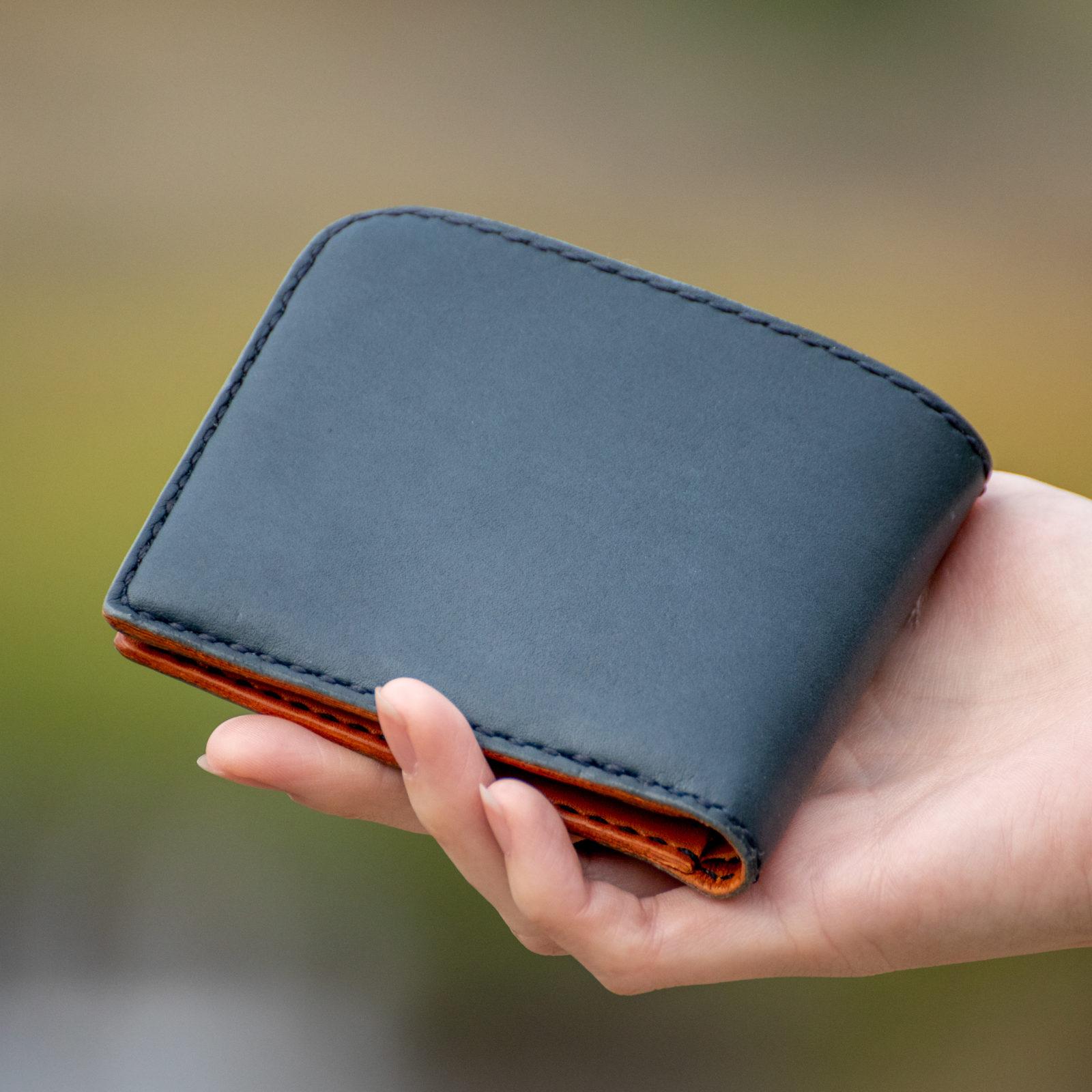 二つ折り財布イメージ