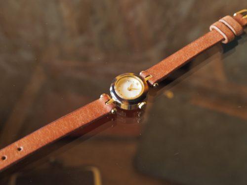 (オーダーメイド)時計ベルト制作