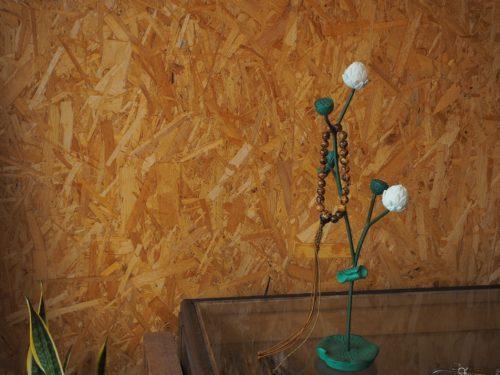 (カスタムオーダー)蓮の数珠掛けリメイク