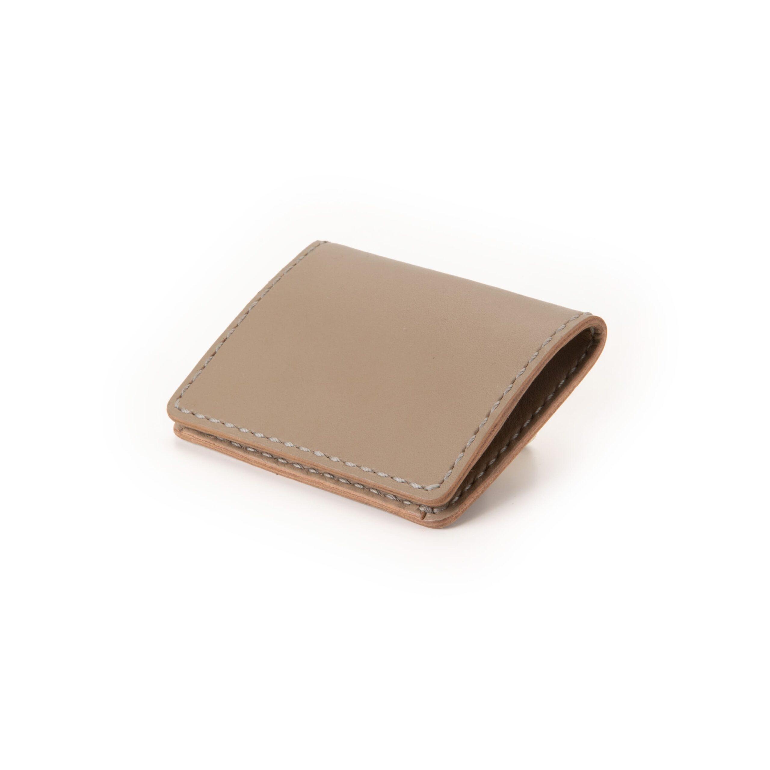 BOXコンパクト むくり 革コインケース